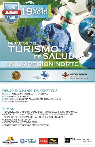 Panel Turismo de Salud Región Norte