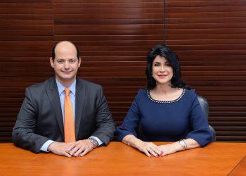 Dr. Alejandro Cambiaso y Amelia Reyes Mora
