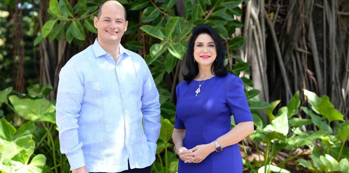 Dr. Alejandro Cambiaso y Amelia Reyes